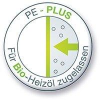Zulassungssiegel für Bio Heizöl