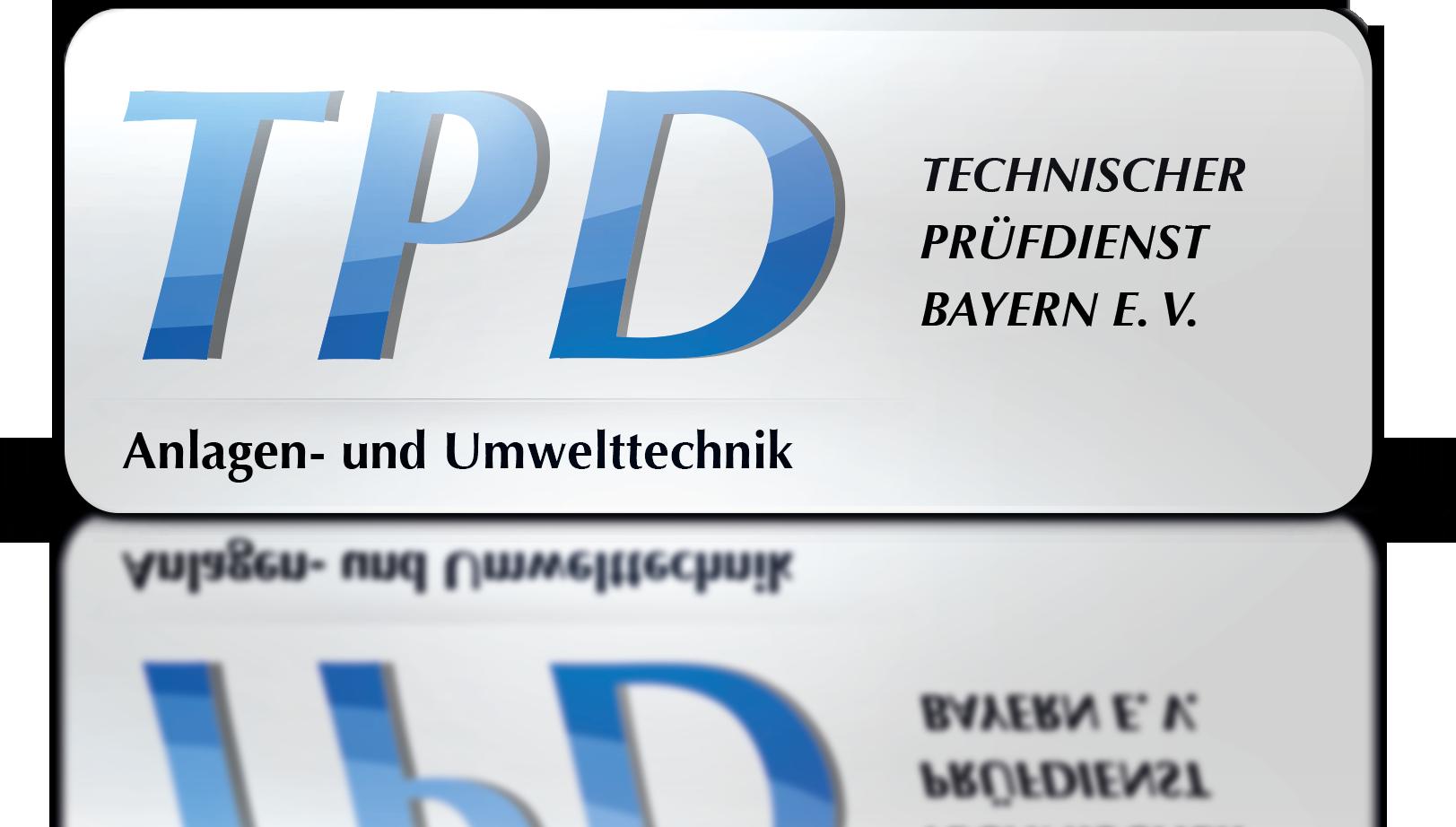 Zertifikat vom Technischer Prüfdienst Bayern e.V